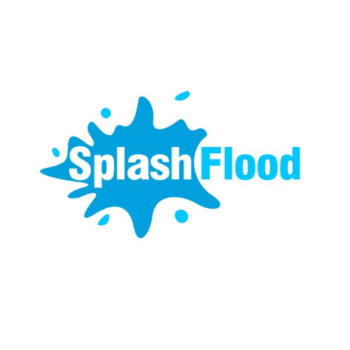 Blue Splash Logo