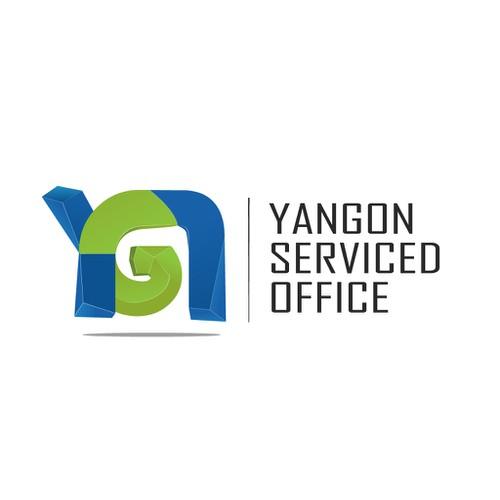 Yangon Serviced Office or YGN Serviced Office needs a new logo