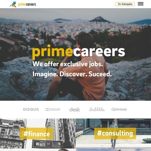 Jobs market-place design