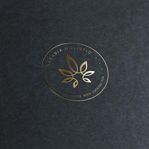 logo concept for Sarabia Holistic