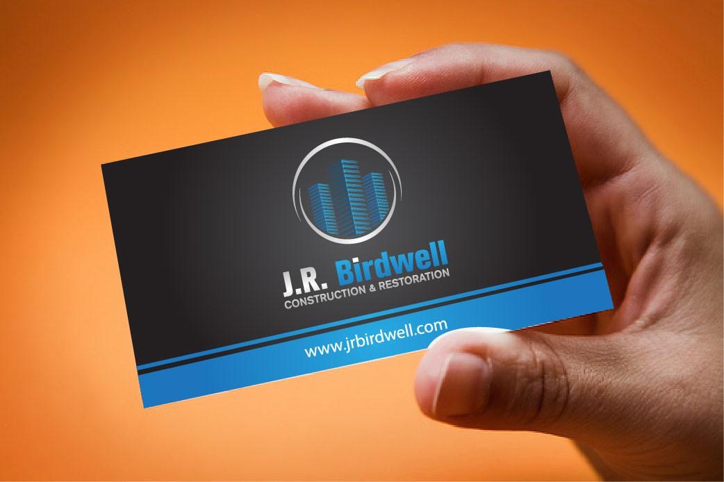 logo for J.R. Birdwell Construction & Restoration