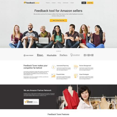 Feedback tool for Amazon sellers