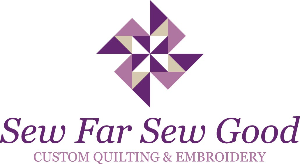 Quilter needs a new logo stitched up!