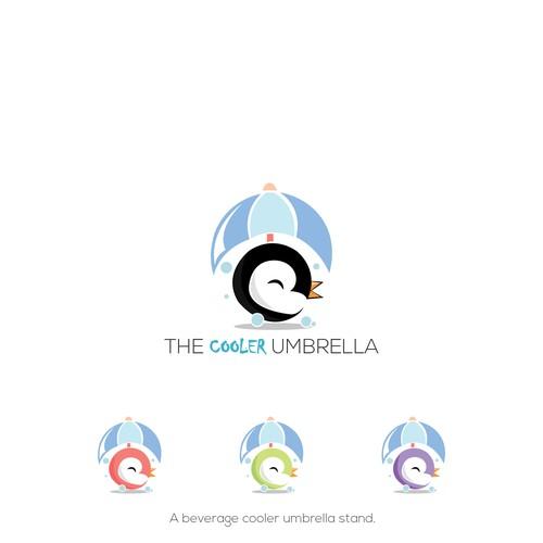 THE COOLER UMBRELLA