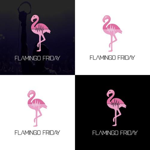 DJ Flamingo Friday