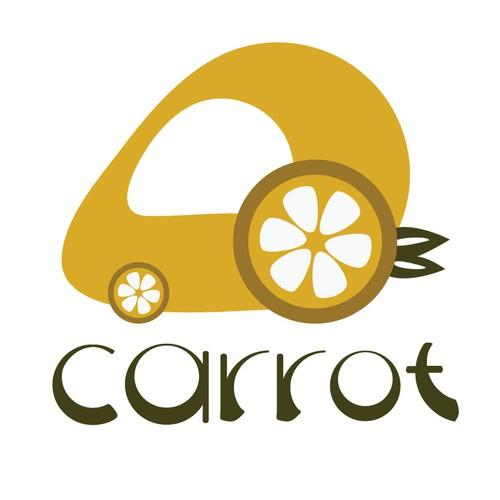 Logo design for Carrot