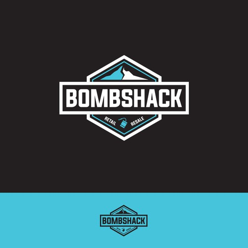 Bombshack Logo
