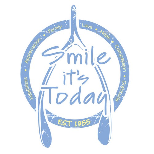 Smile it's Today - logo and branding contest