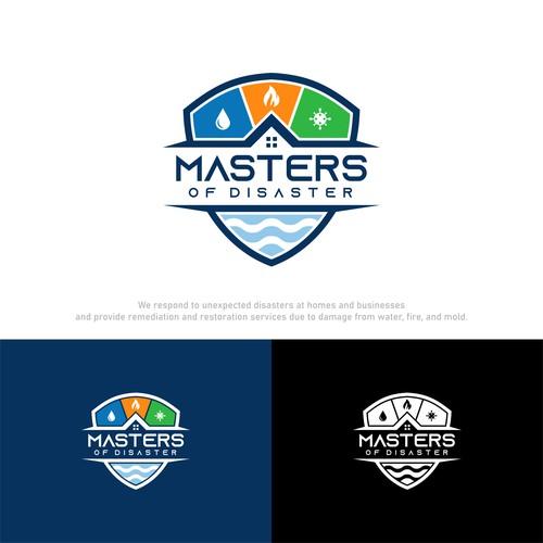 Logo Works For Master of Disaster
