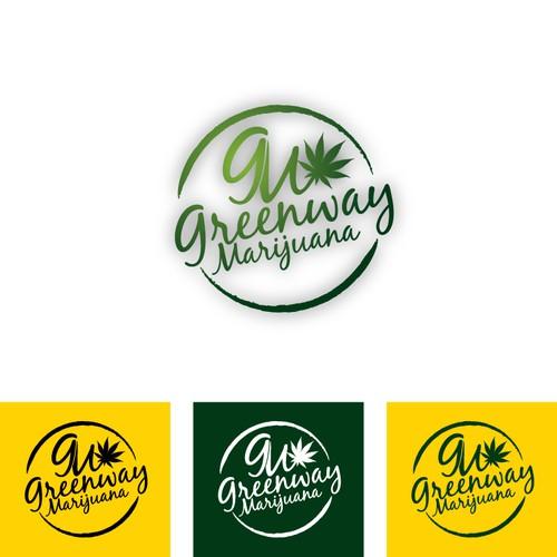 Create one of the first legal marijuana logos for Washington's emerging marijuana market