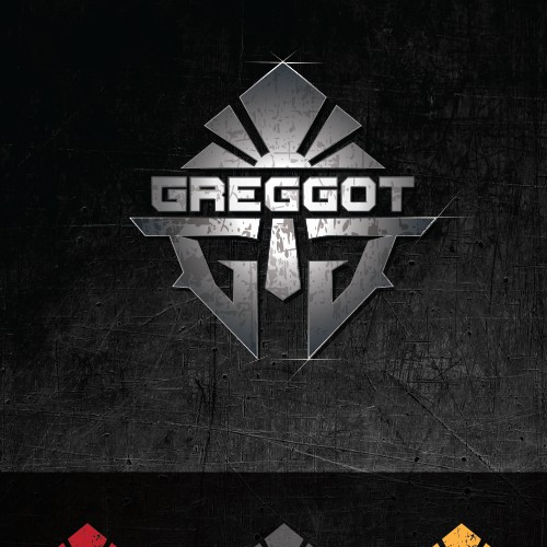 Create the next logo for Greggot
