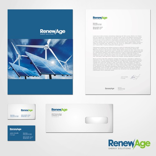 Logo Needed for Energy Services Company! 2nd Place $100