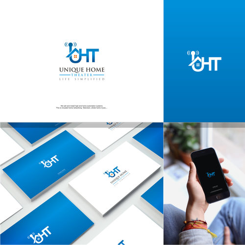 logo concept for Electronics Home Company