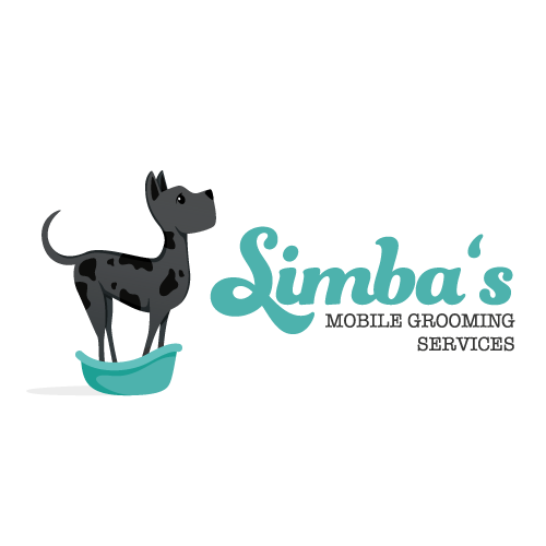 Mobile Pet Grooming Logo