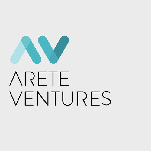 Minimalist Logo for Arete Ventures