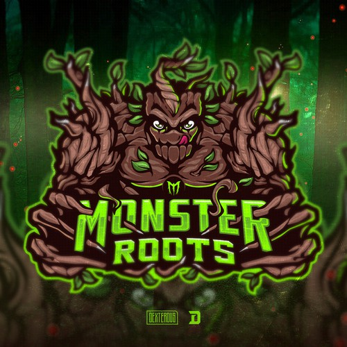 Monster Roots Logo