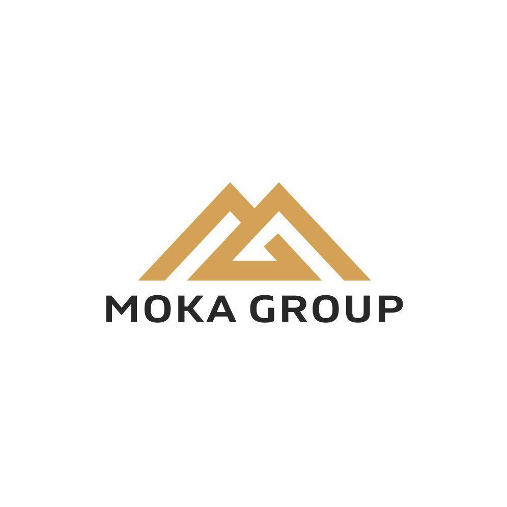 Moka Group needs a powerful new logo