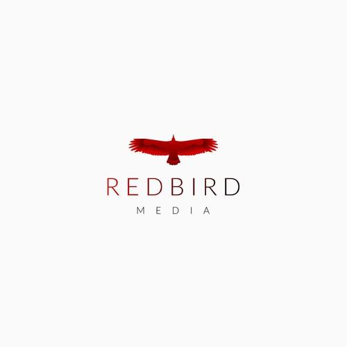 """""""RedBird Media"""" Logo"""