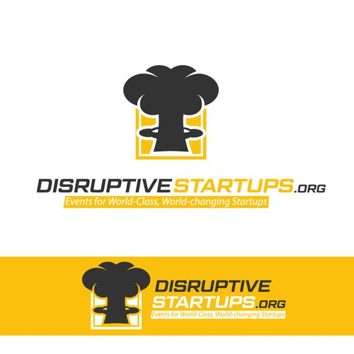 Help DisruptiveStartups.org with a new logo