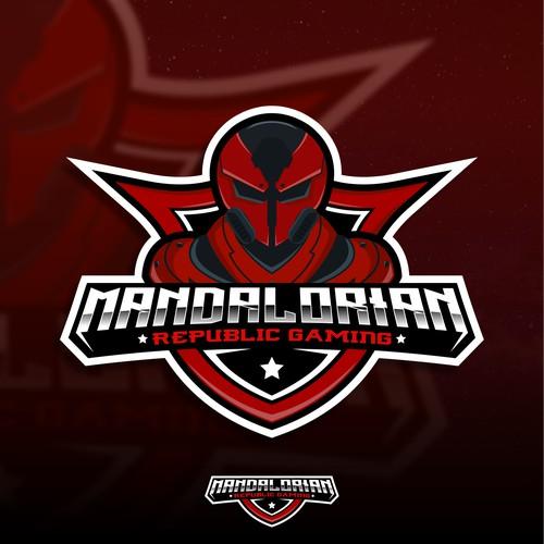 Mandalorian eSports logo