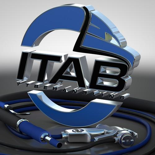 Alternative logos in 3D for ITAB
