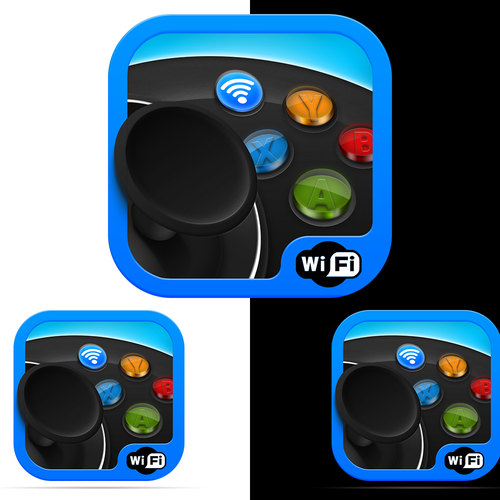 Gamepad app icon