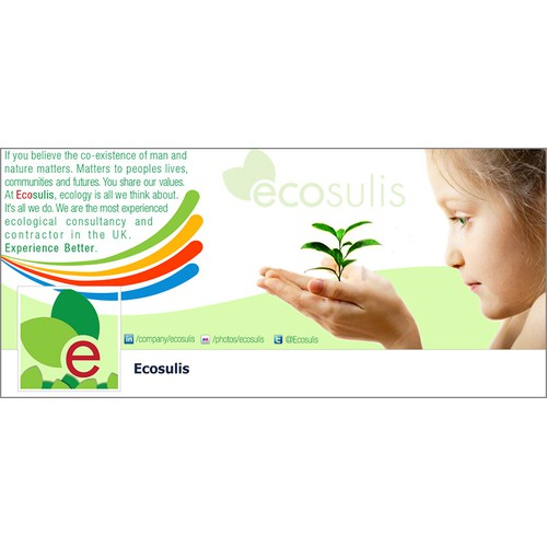 Facebook page for Ecosulis