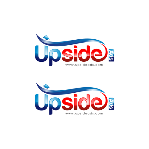 Upside Ads Logo