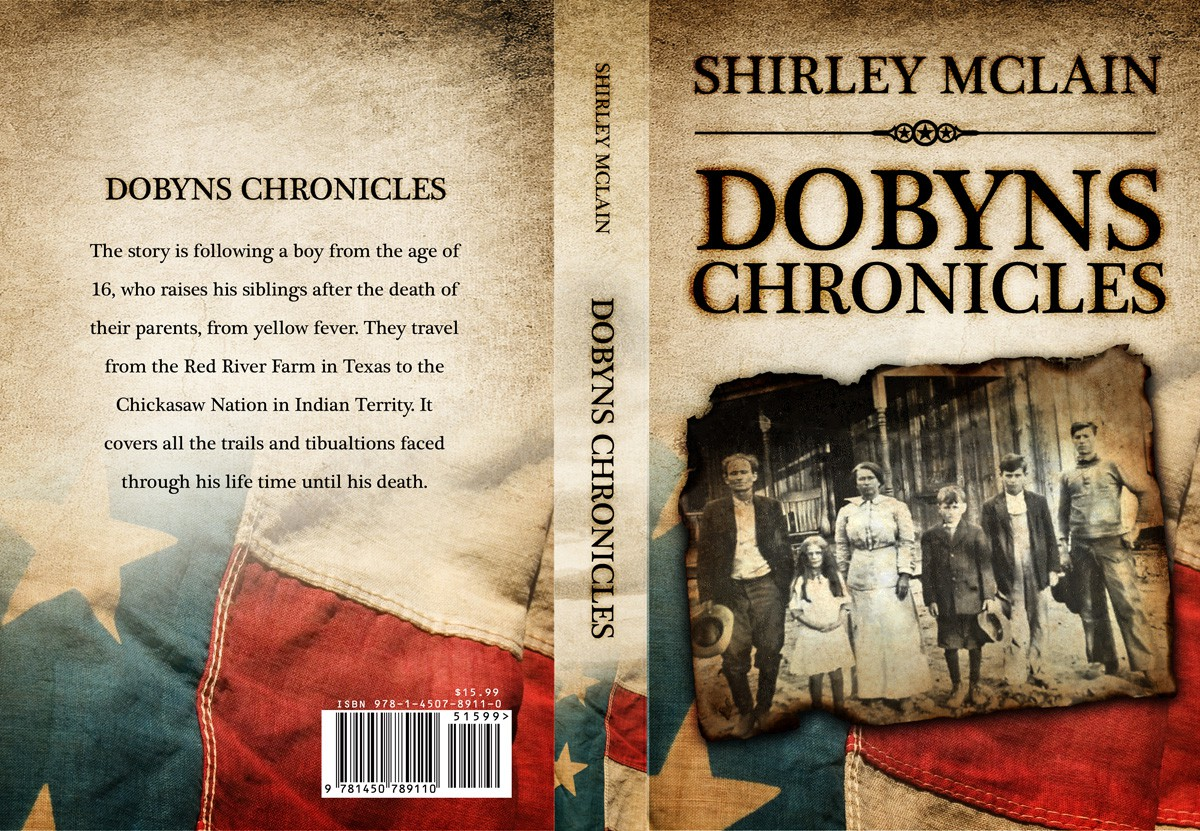 Shirley McLain needs a new design