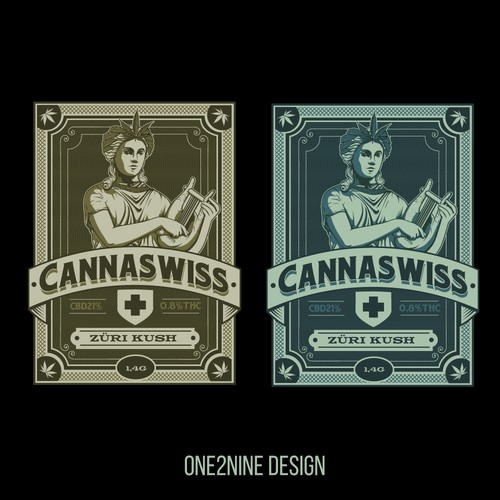 Cannaswiss logo