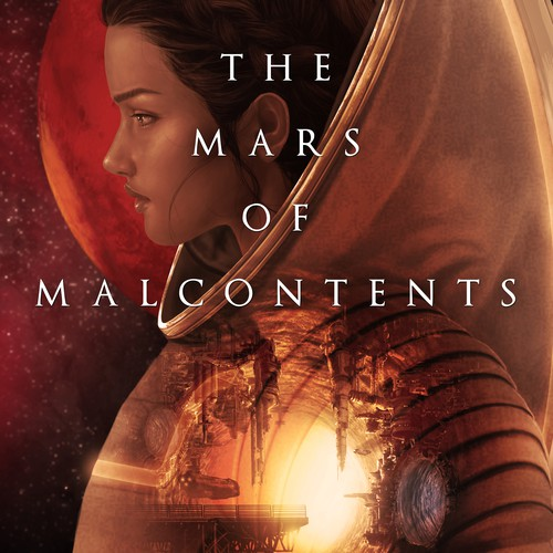 Book Cover Art and Design for Young Adult SciFi
