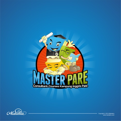 Create a logo and everything and be the best designer for the Master Pare !