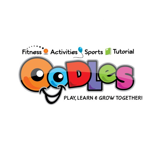Help Oodles, Inc. with a new logo
