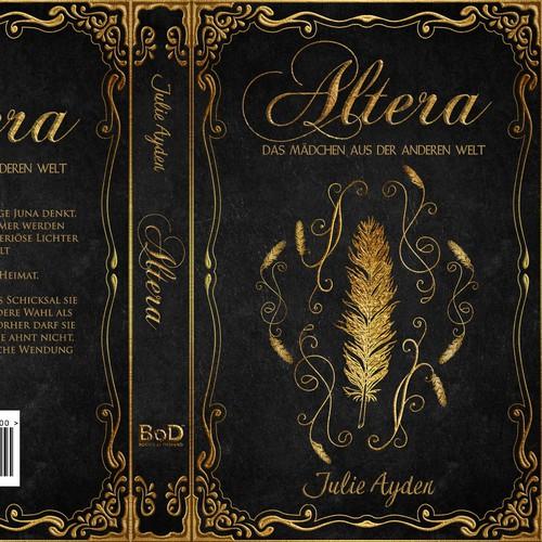 Book cover Desgin :)