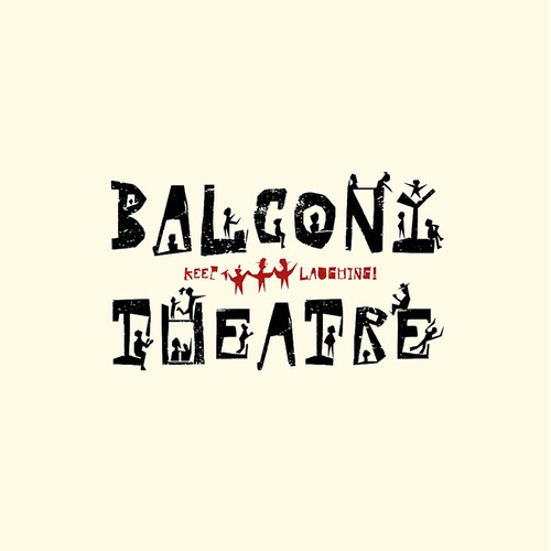 Logo concept for Balcony Theatre