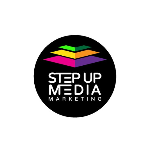 StepUp Media Marketing Logo