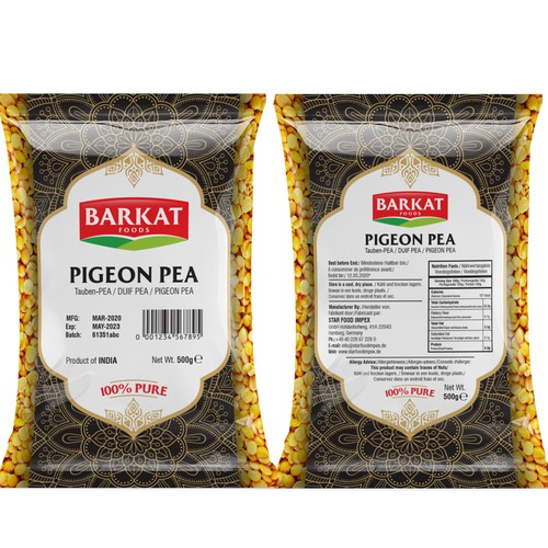 Barkat Food Packaging