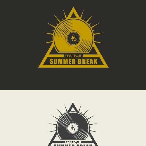 Pink Floyd Inspired Summer Music Fest Logo