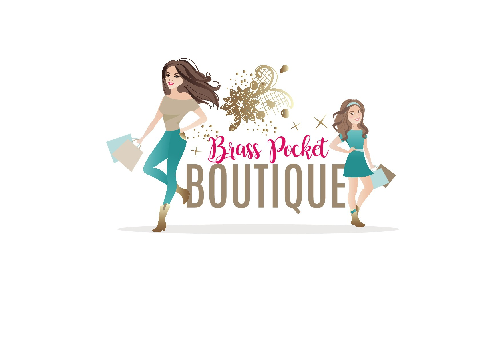 Adding a tween daughter to the logo