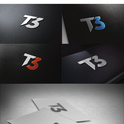 T3 - Logo for Mobile Phone Company