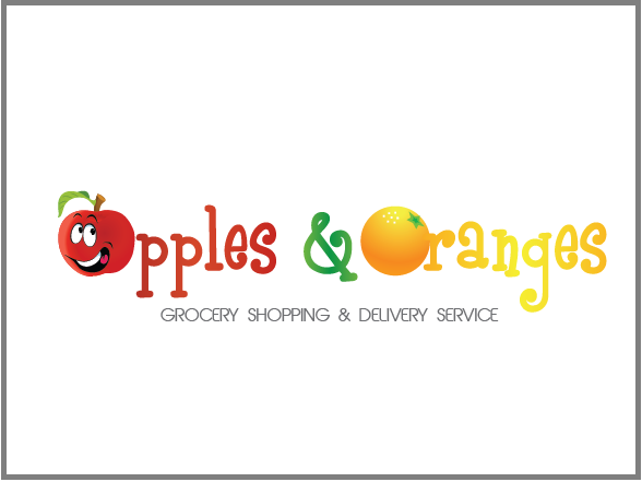 Help Apples & Oranges with a new logo