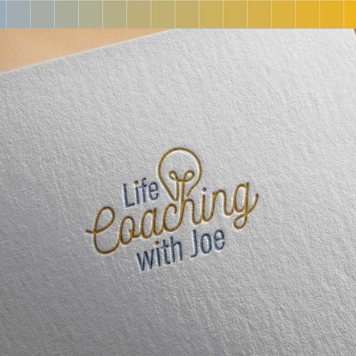 Lettering fot Lif coaching w joe