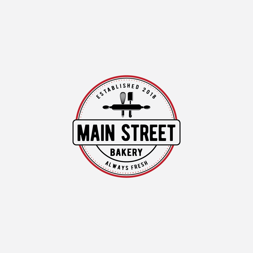 Small Town Main Street Bakery