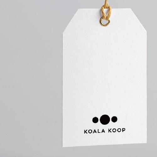 Brand logo for Koala Koop clothing company