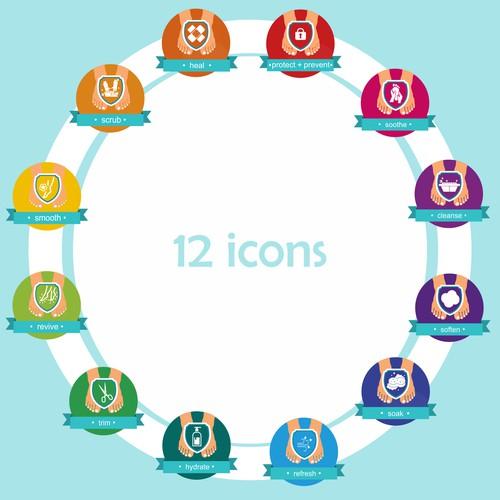 12 ícones de beleza