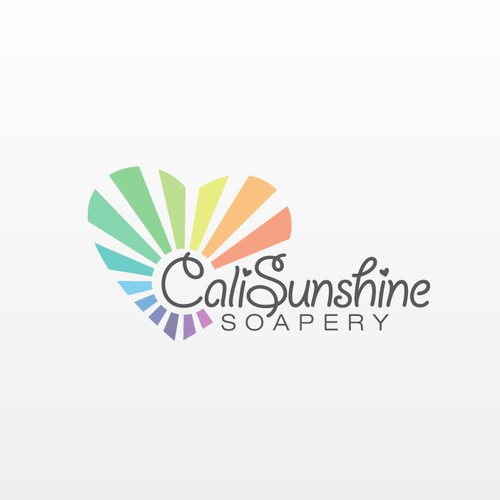 HEY YOU,yeah you! fun & playful, bright, & vibrant logo for sunny San Diego co.