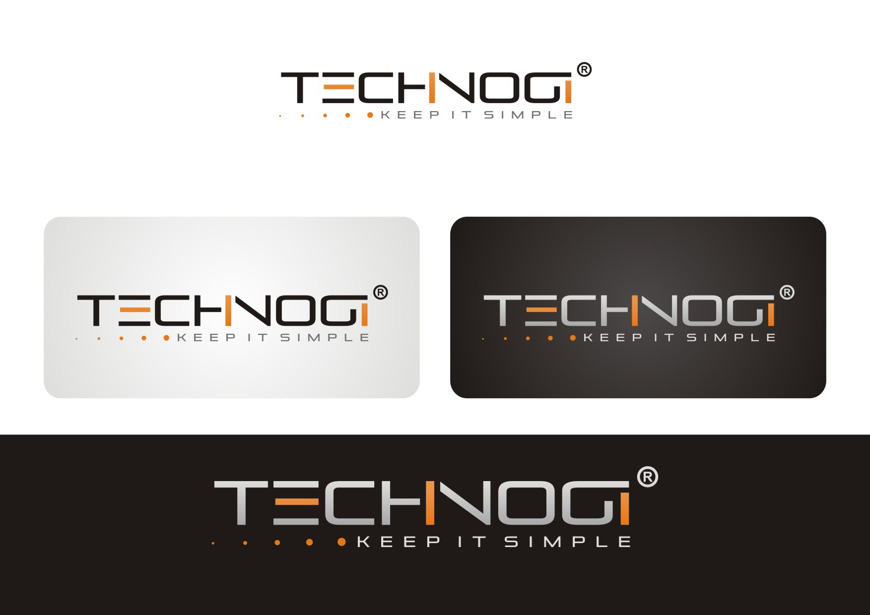 Technogi needs a new logo