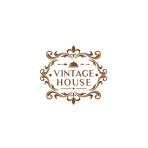 logo for VINTAGE HOUSE