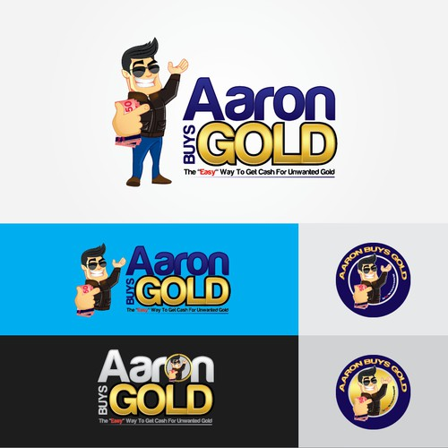 New logo wanted for Aaron Buys Gold