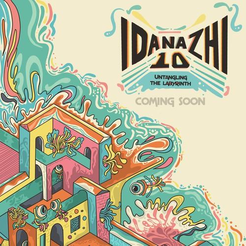 Idanazhi 10 Poster Design